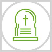 Icon für Grabmale