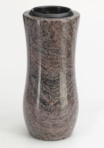 Grabmalzubehör Vase